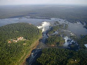 Image illustrative de l'article Parc national de l'Iguaçu