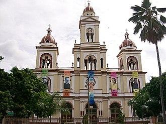 El Espinal, Tolima - Image: Catedral Espinal Pequeña