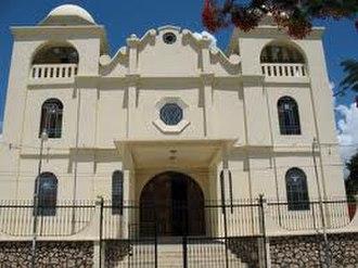 Flores, El Petén - Catedral Nuestra Señora de Los Remedios y San Pablo Itzá