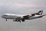 Cathay Pacific Airways Boeing 747-267B B-HIA (30224305054).jpg