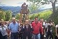 Centenares de lebaniegos participan en la procesión de 'La Santuca'.jpg