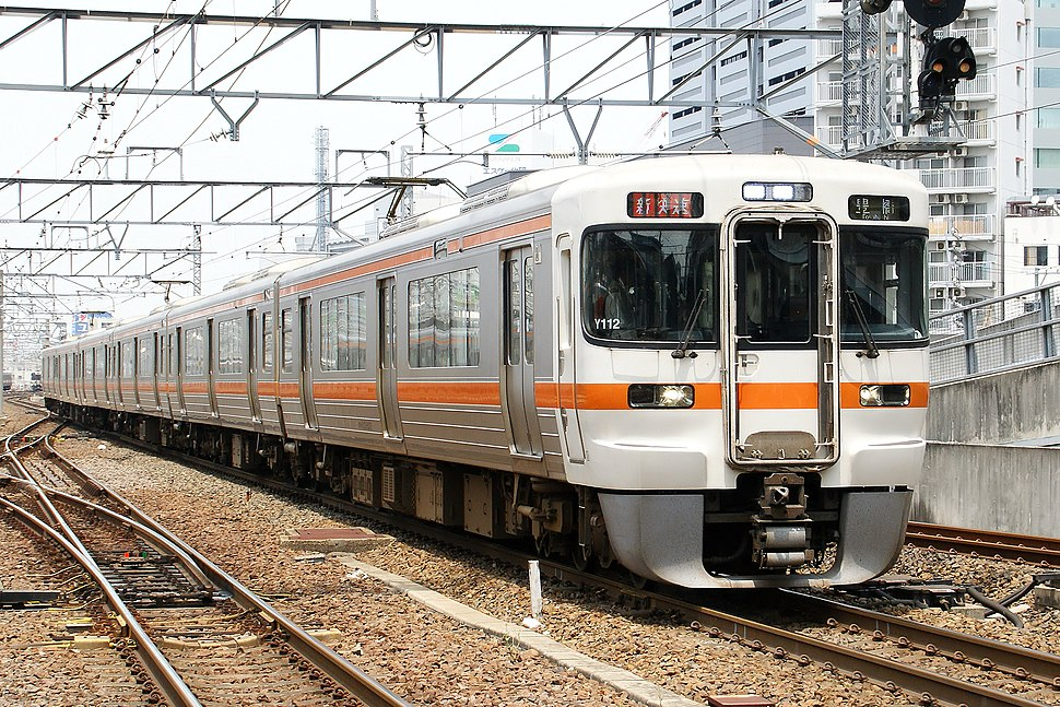 Central Japan Railway - Series 313-5000 - 01