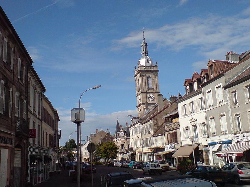 Lure (Лур), Франш-Конте, Франция - достопримечательности, путеводитель по городу, что посмотреть в Луре, города Франции, путеводитель по Франции
