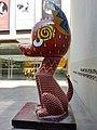 Centro Cultural La Moneda acceso oriente -escultura Xico 20171203 fRF02.jpg