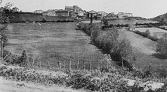 Cenves - Cenves at the beginning of the 20th century