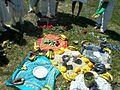 Ceremonia azteca de bienvenida a la primavera en Ayahualulco, Veracruz, México. 27.jpg