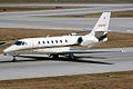 Cessna 680 Citation Sovereign Steiner Films N888SF (9408117225).jpg
