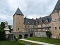 Château de Fléville-Grille d'entrée.jpg