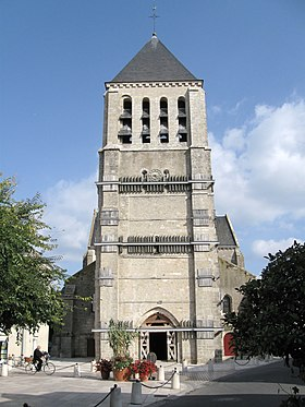 Image illustrative de l'article Église Saint-Pierre de Chécy