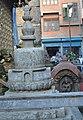 Chaitya around Seto Machindranath (white Machindranath).jpg