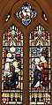 Chaldon, St Peter & St Paul, stained glass window 3.jpg