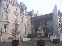 Changé (Mayenne) - Town hall - 4.jpg