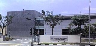 Prison in Singapore