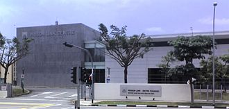 Changi Prison - Changi Prison's main building (built 2000)