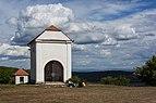Chapel of Our Lady of Sorrows on Svatý kopeček in Mikulov 2020.jpg