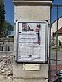 Charchilla - Panneau d'affichage église (juil 2018).jpg