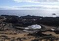 Charco del Palo, Lanzarote. Natural swimming pool, low tide. - panoramio.jpg