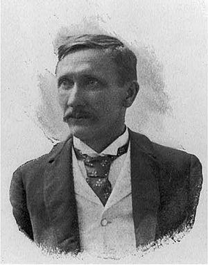 Charles Henry Niehaus - Charles Henry Niehaus in 1896.