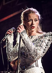 Charlotte Church - the beautiful, talented,  musician  with Welsh roots in 2017