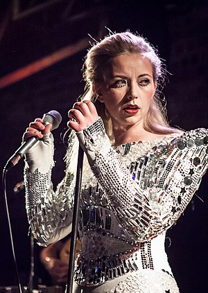 Charlotte Church - Church performing at Focus Wales 2013