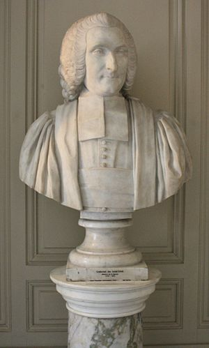 Jean-Baptiste Defernex - Bust of Gabriel de Sartine, Comte d'Alby of 1767 by Defernex