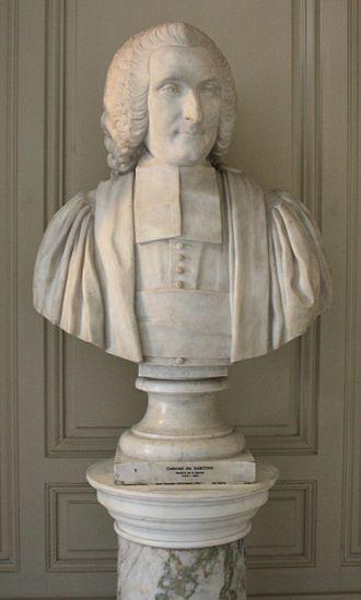Jean-Baptiste Defernex - Bust of Gabriel de Sartine, Comte d'Alby of 1767 by Defernex