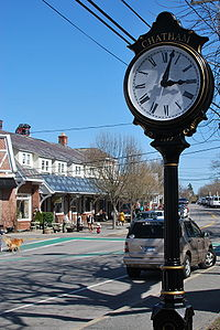 Chatham, MA clock Apr 2010.jpg