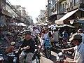 Chau Van Diep Street Market 2007.jpg