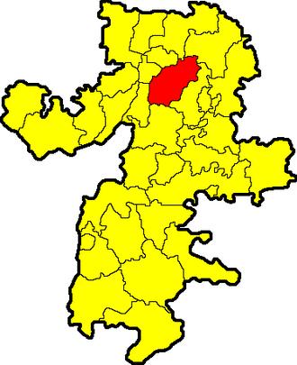Argayashsky District - Image: Chelyabinskaya oblast Argayashsky rayon