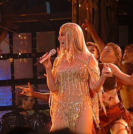 Cher farewell tour paris 04.JPG