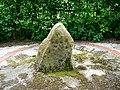 Cherhill bus shelter sundial, Cherhill - geograph.org.uk - 811093.jpg