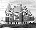 Chester Library ca1897 Vermont.jpg