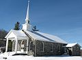 Chestnut Grove Baptist Church, Little Switzerland.JPG