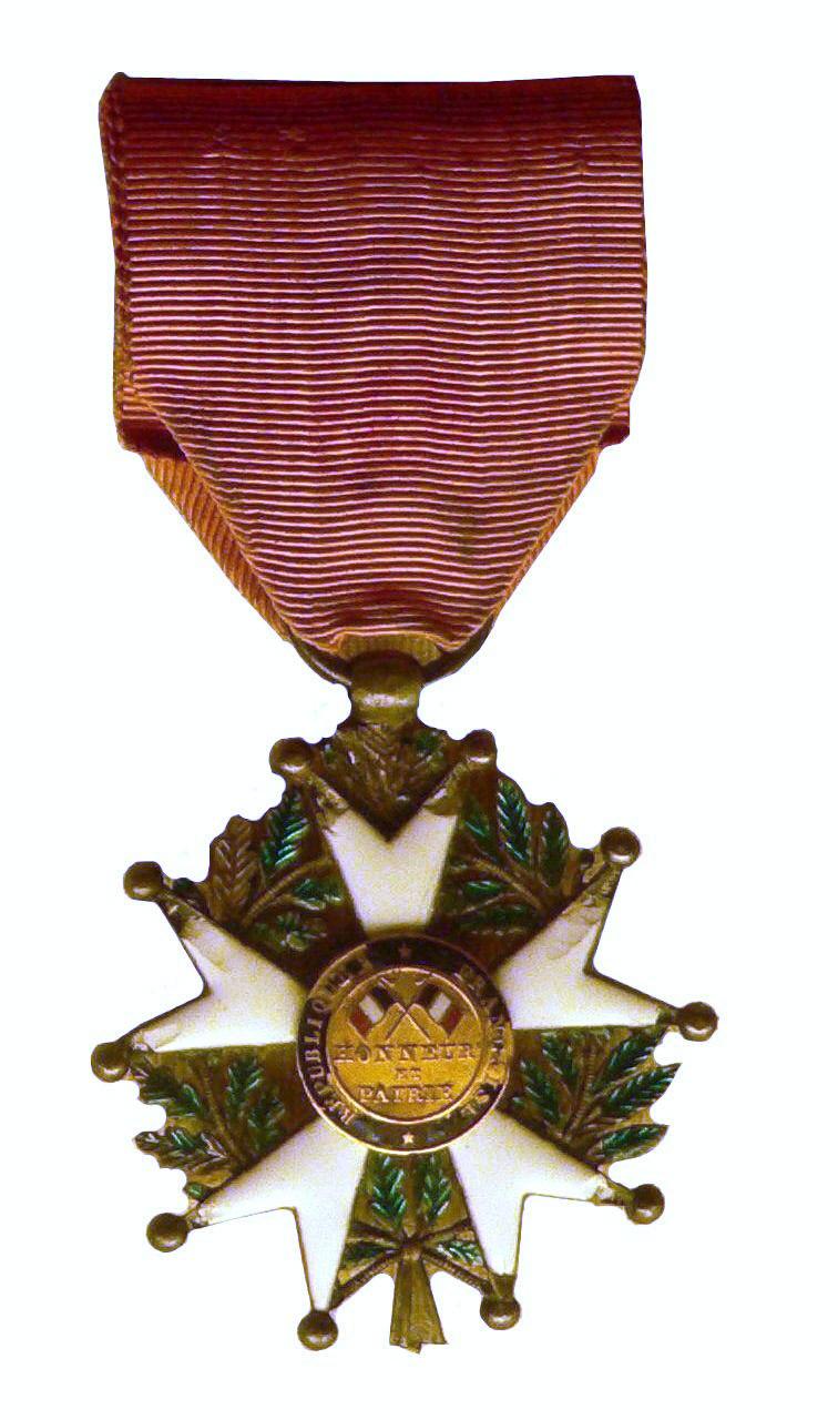 Chevalier-legion-dhonneur-2e-republique