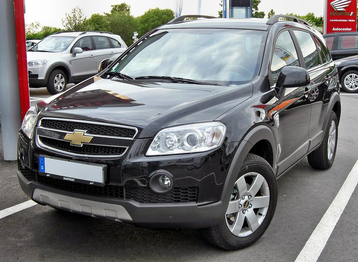Chevrolet Captiva - Wikipedia