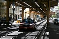 """Chicago (ILL) Downtown, """" Under the Loop, the cab 3 """" (4824347065).jpg"""