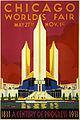 Chicago world's fair, a century of progress, expo poster, 1933, 2.jpg