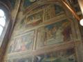 Chiesa di santa croce, cappella rinuccini, affreschi di giovanni da milano 2.JPG