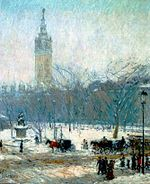 Childe Hassam Snowstorm Madison Square crop.jpg