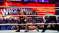 Chris Jericho v CM Punk at Wrestlemania XXVIII (7206096574).jpg