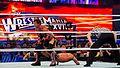Chris Jericho v CM Punk at Wrestlemania XXVIII (7206096574).jpg