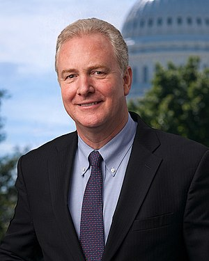 United States congressional delegations from Maryland - Senator Chris Van Hollen (D)