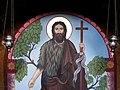 Christ Painting - Hovhannavank Monastery - Kasagh Gorge - Near Yerevan - Armenia (18965426566).jpg