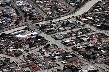 Christchurch Erdbeben Vom Februar 2011 Wikiwand