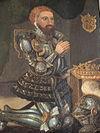 Maleri fra ca. 1575 i Ribe Domkirke