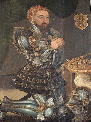 Christopher I of Denmark - Image: Christoffer I Ribe