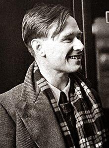 Christopher Isherwood in 1938