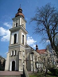 ChurchInBabice,Oswiecim,Poland.jpg