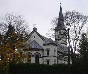 Ozimek - Lutheran church