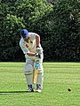 Church Times Cricket Cup final 2019, Diocese of London v Dioceses of Carlisle, Blackburn and Durham 2.jpg